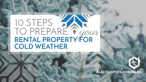 10 Steps to Prepare your Rental Property for Cold Weather