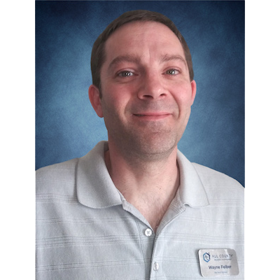 Wayne Felber, Support staff / Property Assessor at All County Colorado Springs