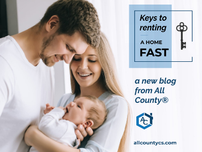 Keys to Renting a Home Fast